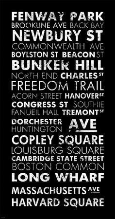 Boston Cities II