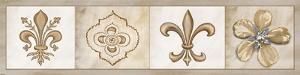 Fleur 4 Panel I by Veruca Salt