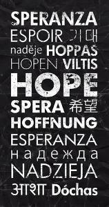 Hope in Different Languages by Veruca Salt