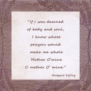 Mother O Mine by Veruca Salt