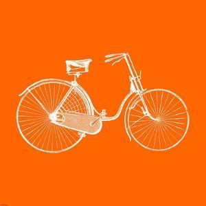 Orange Bicycle by Veruca Salt