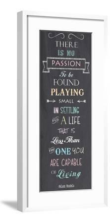 Passion - Nelson Mandela Quote