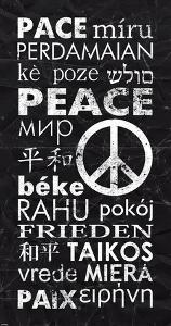 Peace Languages by Veruca Salt