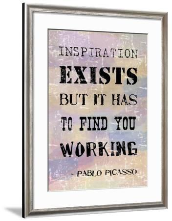 Picasso Inspiration Quote