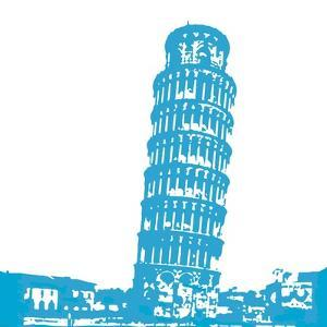 Pisa in Blue by Veruca Salt