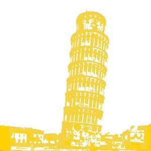 Pisa in Yellow by Veruca Salt