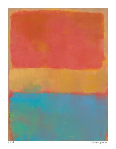 Verve II-Katharine McGuinness-Giclee Print