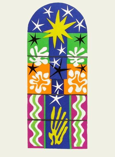 Verve - Nuit de Noel-Henri Matisse-Premium Edition