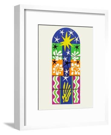 Verve - Nuit de Noel-Henri Matisse-Framed Premium Edition