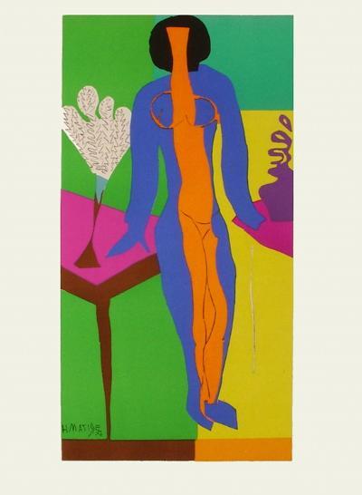 Verve - Zulma-Henri Matisse-Premium Edition