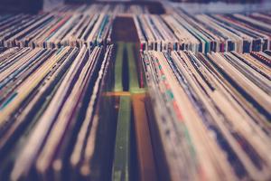 Vinyl Records by Vespa