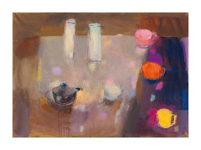 Vessels With Bright Cups-Ele Pack-Giclee Print
