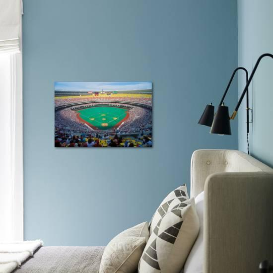 Fine Veterans Stadium During Major League Baseball Game Between Phillies And Houston Astros Philade Photographic Print By Art Com Cjindustries Chair Design For Home Cjindustriesco