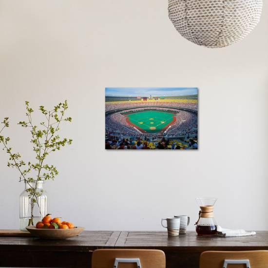 Remarkable Veterans Stadium During Major League Baseball Game Between Phillies And Houston Astros Philade Photographic Print By Art Com Cjindustries Chair Design For Home Cjindustriesco