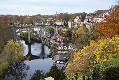 Viaduct over the River Nidd at Knaresborough-Mark Sunderland-Photographic Print