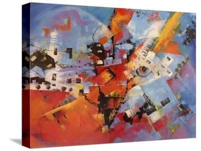 Viaggio a Cuba-Tebo Marzari-Stretched Canvas Print