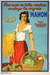 Manon (c. 1925) by Viano
