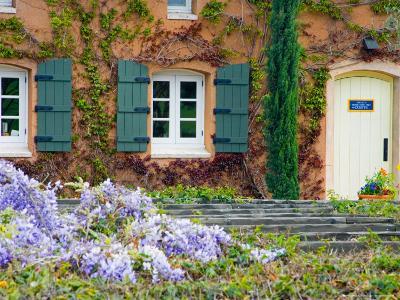 Viansa Winery, Sonoma Valley, California, USA-Julie Eggers-Photographic Print