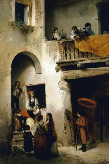 Viaticum, 1858-William Castoldi-Giclee Print