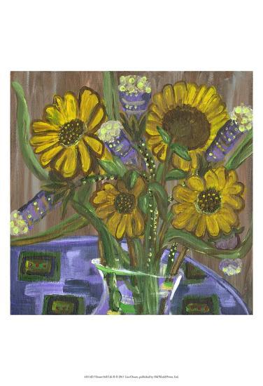 Vibarnt Still Life II-Lisa Choate-Art Print