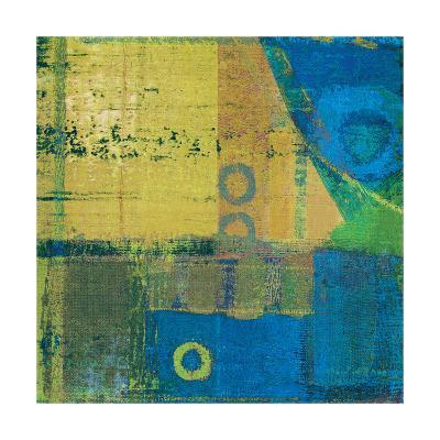 Vibe II-Ricki Mountain-Art Print