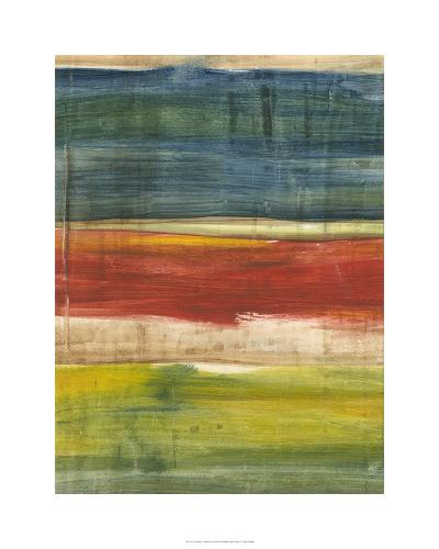 Vibrant Abstract I-Ethan Harper-Limited Edition