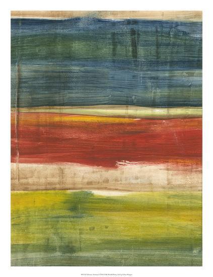 Vibrant Abstract I-Ethan Harper-Premium Giclee Print