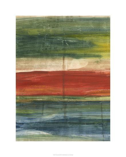 Vibrant Abstract II-Ethan Harper-Limited Edition
