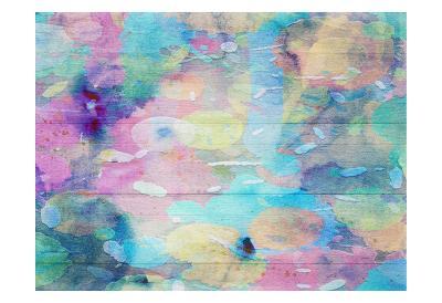 Vibrant Abstract-Sheldon Lewis-Art Print