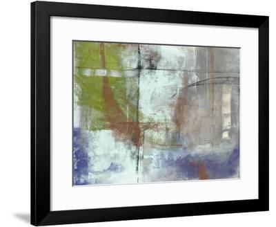 Vibrant Arch II-Jennifer Goldberger-Framed Art Print