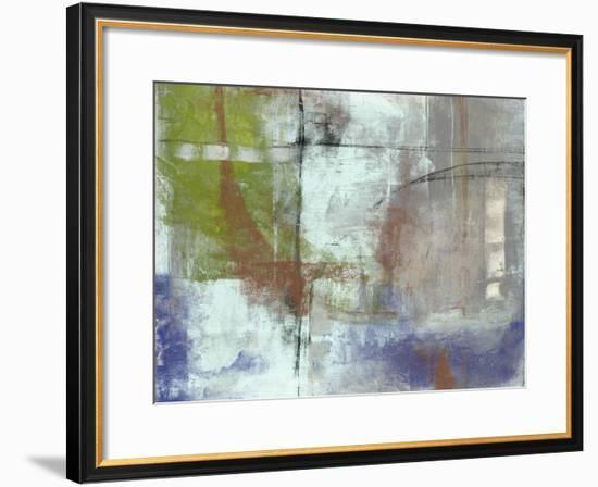 Vibrant Arch II-Jennifer Goldberger-Framed Art Print