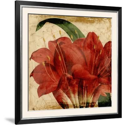 Vibrant Floral VIII-Vision Studio-Framed Photographic Print