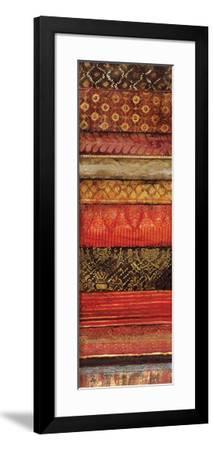 Vibrant Nuances I-John Douglas-Framed Art Print