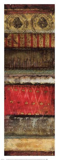 Vibrant Nuances II-John Douglas-Art Print