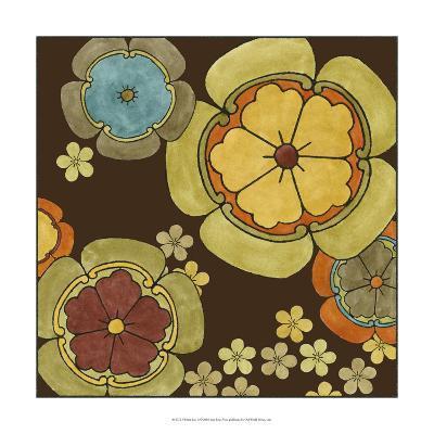 Vibrant Sari II-Erica J^ Vess-Art Print