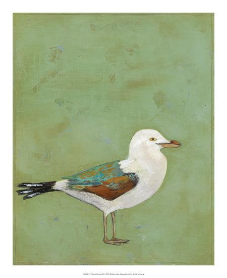 Vibrant Shorebird II-Mehmet Altug-Art Print