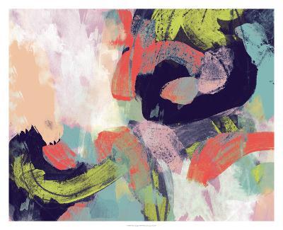 Vibrant Spring II-Studio W-Art Print