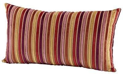 Vibrant Strip Pillow--Home Accessories