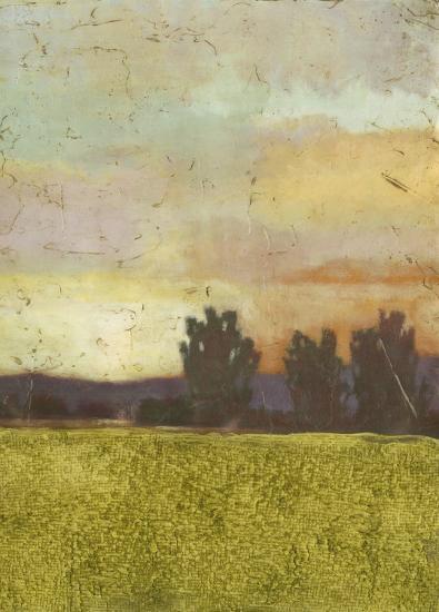 Vibrant Sunset I--Art Print