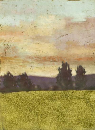 Vibrant Sunset II--Art Print