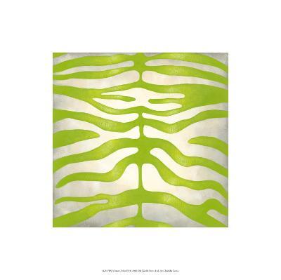 Vibrant Zebra III-Chariklia Zarris-Limited Edition
