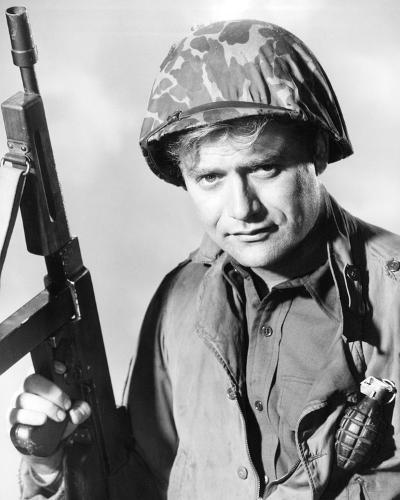 Vic Morrow, Combat! (1962)--Photo