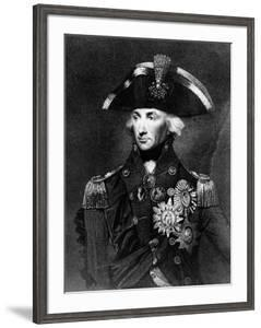 Vice Admiral Horatio Nelson, 19th Century