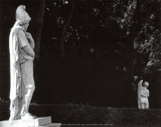 Vice et Versailles-Robert Doisneau-Art Print