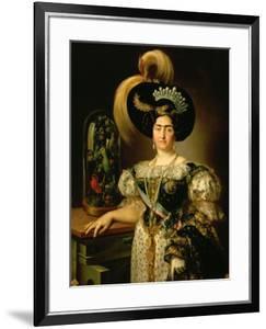 Infanta Maria Francisca of Portugal, 1820 by Vicente L?pez Porta?a