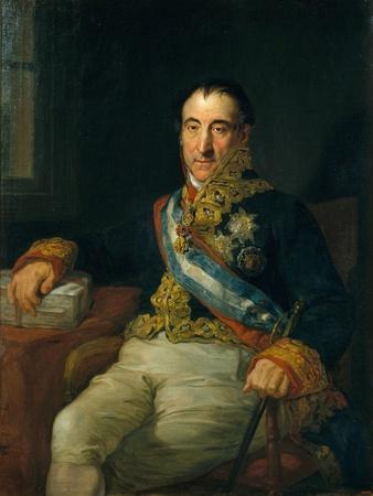 Don Pedro Gómez Labrador, Marquis of Labrador (1755-185)