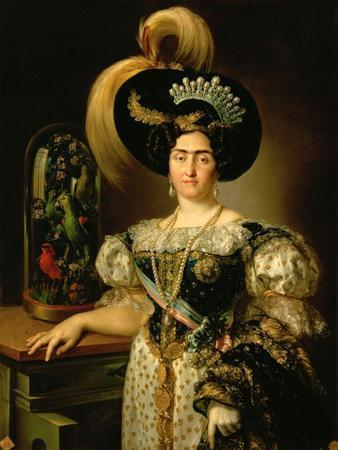 Infanta Maria Francisca of Portugal, 1820