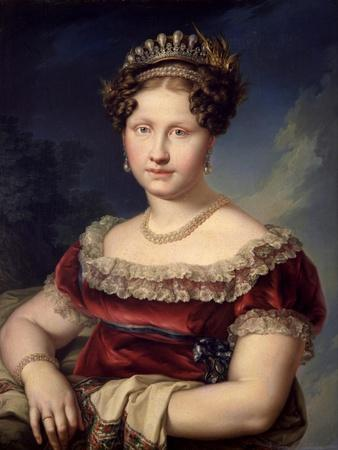 Princess Luisa Carlotta of Naples and Sicily (1804-184)