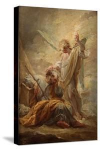 Saint Josephs Dream, 1791-1792 by Vicente López Portaña