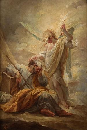 Saint Josephs Dream, 1791-1792